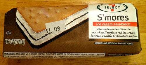 7 eleven ice cream sandwich