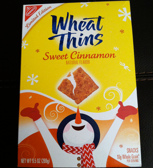 Cinnamon Honey Wheat Thins Recipes — Dishmaps