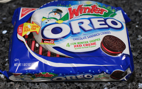 a nonreview review winter oreos amp sunday snippets dst
