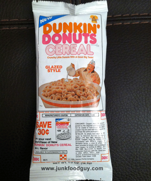 Retro Cereal Week Arrives At JunkFoodGuy.com! Day 4: 1988