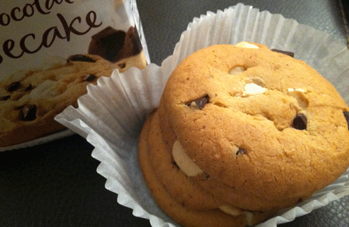 New Pepperidge Farm Dessert Shop Dark Chocolate Cheesecake Cookies