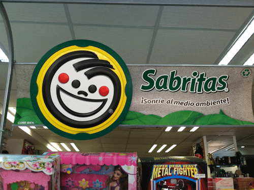 As Seen in Mexico