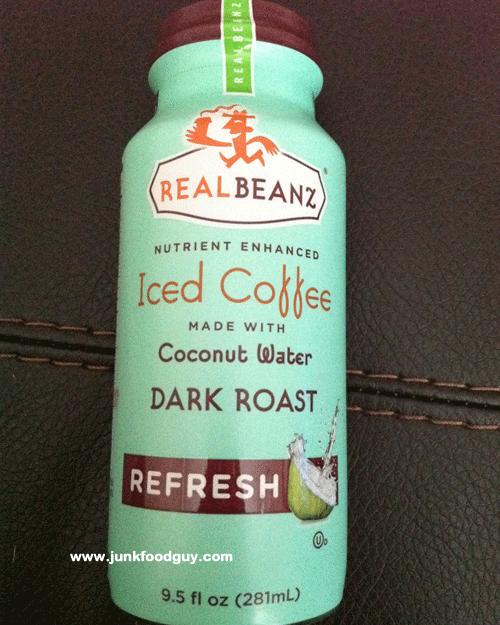 RealBeanz Iced Coffee