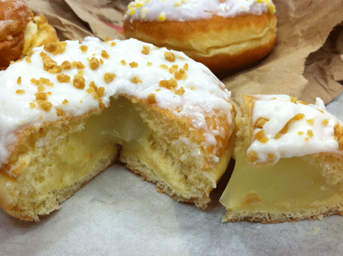 Key Lime Donut