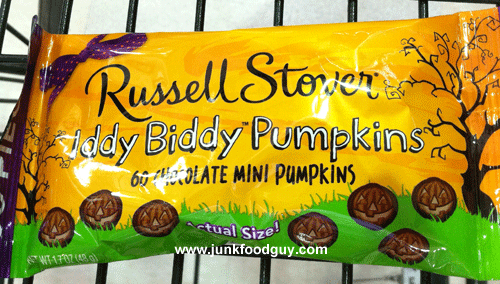 Already In Stores Now: HALLOWEEN CANDY