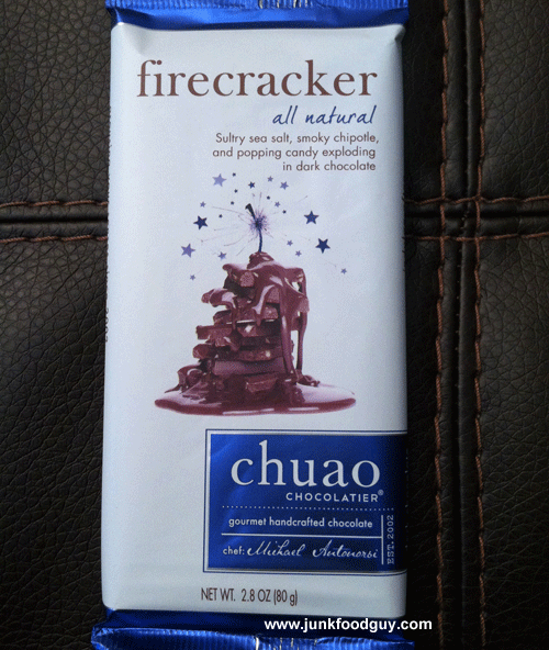 Chuao Firecracker Bar